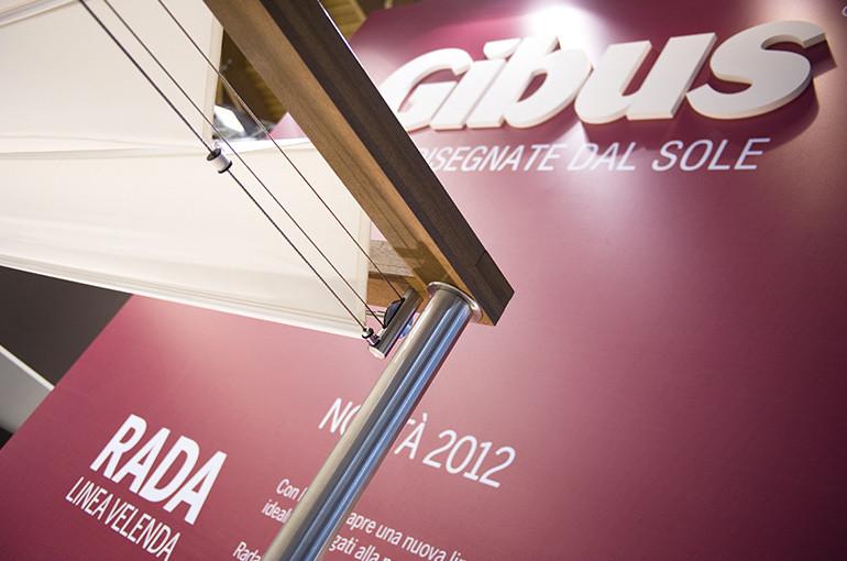 Stand Gibus T&T Rimini 2011