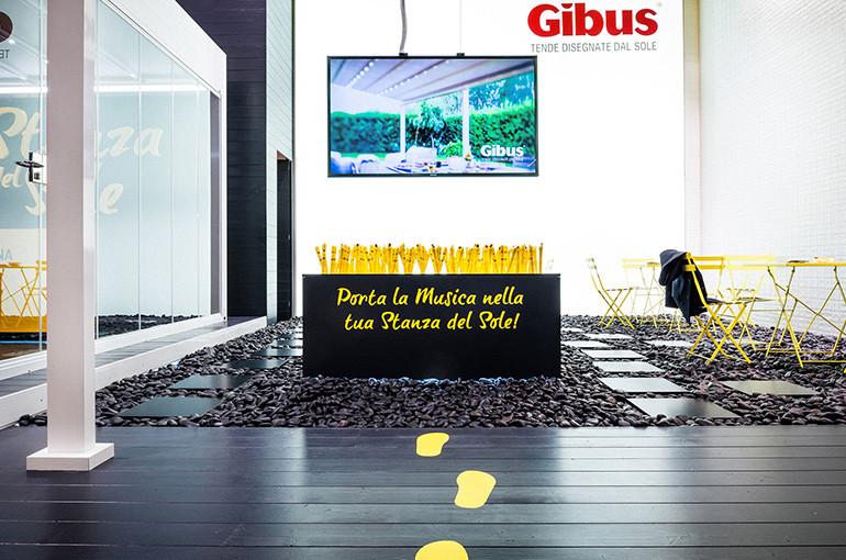 Stand Gibus Salone del mobile 2014