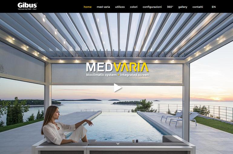 Website Gibus: Med Varia