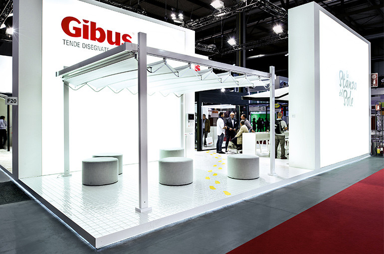 Stand Gibus Made Expo 2013