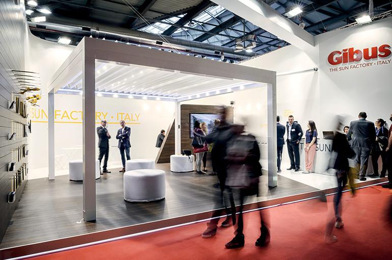 Stand Gibus Salone del mobile 2015
