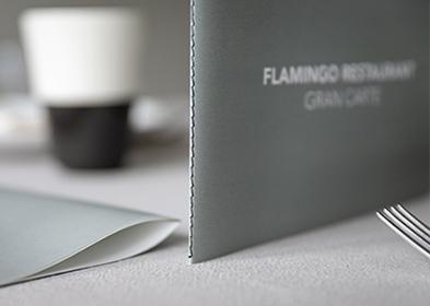 Hotel Falkensteiner Jesolo menu design